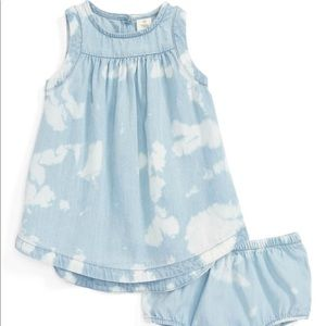 c85a9619fd Tucker + Tate Dresses - Tucker + Tate 3 month Jean dress from Nordstrom